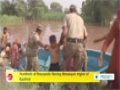 [10 Sep 2014] Thousands of people are fleeing flash floods in Pakistan - English