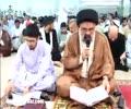دعای عرفہ [Dua Arafa] Explanation by Ustad Syed Jawad Naqvi - 2014 - Urdu