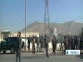 [12 Oct 2014] 2 assailants killed after storming police headquarters in Mazar-i-Sharif - English