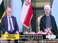 [21 Oct 2014] Rouhani: Iran will continue supporting Iraq against ISIL - English