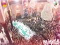 [01] Muharram 1436 - Najaf Se Karbala Aza Ka Aik Azdhaam Hai - Dasta-e-Imamia - Noha 2014-15 - Urdu