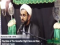 [05] Muharram 1436-2014 - The Role of the Hereafter Right Here and Now - Sh. Salim Yousufali - English