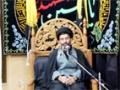 [04] Muharram 1436 -2014 - Bandagi e Khuda - Maulana Syed Ahmed Naqvi - Urdu