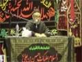 [08] Muharram 1436 - Hussaini Sakhafat or Asr-e Hazir ke Musalman - Mulana Ali Murtaza Zaidi - Singapore - Urdu