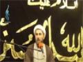 [05] Muharram 1436-2014 - Imam Hussain, Justice and true Islam - Sh. Mansour Leghaei - English