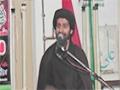 Maulana Syed Arif Hussain Kazmi  -  9th Muharram - 1436 - P2 - Urdu