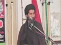 Maulana Syed Arif Hussain Kazmi  -  9th Muharram - 1436 - P1 - Urdu