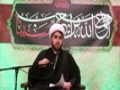 [06] Muharram 1436-2014 - Intercession & Its Compatibility With Tawheed - Shaykh Mehdi Rastani - Dearborn USA - Engl