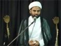 Karbala Meraaje Ishq 3 | کربلا معراجِ عشق -  | Agha Jaun | 13 Moharram 1436 (Chennai INDIA) - Urdu