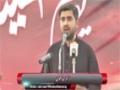 [یوم حسین ع] Salam Akhir : Sajjad - 18 Nov 2014 - Karachi University - Urdu
