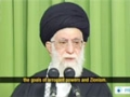 [News Clip] Ayatollah Khamenei: Takfirism fabricated to divert Islamic awakening - English