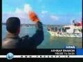 Despite Israeli threats intl activists boat arrives in Gaza - 29Oct08- English