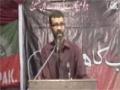 [یوم حسین ع] Salam : Br. Aatir Haider - 30 November 2014 - Urdu University - Urdu