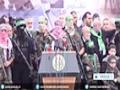 [14 Dec 2014] Hamas flexes muscles to celebrate 27th establishment anniversary - English
