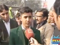 [Interview] Eyewitness of Peshawar School attack exclusive - 16 Dec 2014 - Urdu