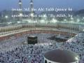 Hajj Presentation - Labbaik - Arabic