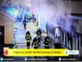 [26 Dec 2014] 5 injured as arsonist sets fire to mosque in Sweden - English