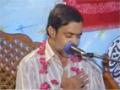 [Manqabat] Kitna meetha naam e Muhammad naam e Ali - Shaheed Ustad Sibte Jaffer - Urdu