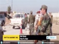[01 Jan 2015] Kurdish Peshmerga forces pushing ISIL militants further back - English
