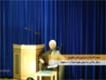 حجت الاسلام ناصر نقویان   محدودیت ها ژوئن   در مرکز امام علی - Farsi