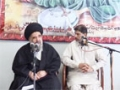[Lecture] H.I Abulfazl Bahauddini - Maad_68 - {Zan-e-Billah} - Urdu And Persian