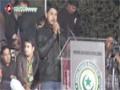 [Jashan e Eid e Milladun Nabi] 12 Rabbi-ul-Awwal 1436 - Br. Izhaar - Numaish, Karachi - Urdu