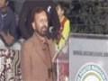 [Jashan e Eid e Milladun Nabi] 12 Rabbi-ul-Awwal 1436 - Janab Qaiser Jafferi - Numaish, Karachi - Urdu