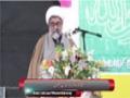 [Jashan e Eid e Millad-un-Nabi] Speech : H.I Raja Nasir Abbas (MWM PAK) - Rabbiul Awwal 1436 - Urdu