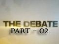 [21 Jan 2015] The Debate - US Iran Threat (P.2) - English