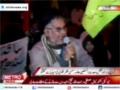 [Speech: H.I Hasan Zafar] سانحہ شکارپور کے خلاف نمائش چورنگی پر دھرنا - Urdu
