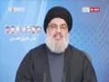 Sayyed Hassan Nasrallah - Español - 30 de enero 2015 - traducción de español