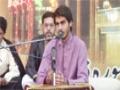 [Seminar : Yume Mustafa (S.A.W)] Naat : Murtaza - Masjid o Imam bargah Alay Aaba - Urdu