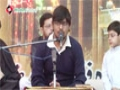 [Seminar : Yume Mustafa (S.A.W)] Naat : Br. Muntazir Ali - Masjid o Imam bargah Alay Aaba - Urdu