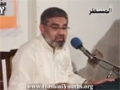 [Clip] Pul-e-Serat - leading to Imam Mahdi-A battle of Good & Evil - H.I Murtaza zaidi - Urdu