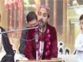 [Seminar : Yume Mustafa (S.A.W)] Naat : Br. Ameer - Masjid o Imam bargah Alay Aaba - Urdu
