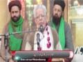 [Seminar : Yume Mustafa (S.A.W)] Naat : Br. Jafari - Masjid o Imam bargah Alay Aaba - Urdu