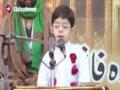 [Seminar : Yume Mustafa (S.A.W)] Speech : Br. Kumail - Masjid o Imam bargah Alay Aaba - Urdu