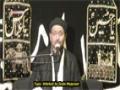 [01] Maulana Syed Jaan Ali Shah Kazmi - Ahlebait ke Zinda Mojazaat - Anjumane Hussaini Oslo - Urdu