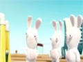 Animated Cartoon - Rabbids - Flight of The Rabbids - All Languages