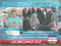 [Express News] سانحہ شکار پور کے خلاف لبیک یاحسین لانگ مارچ - Urdu