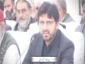[آل پارٹیز کانفرنس] Speech : Br. Nasir Sherazi - Lahore - Urdu