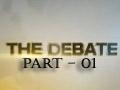 [22 Feb 2015] The Debate - Gaza Plight (P.1) - English