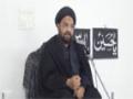 [Majlis 3] Philosophy of Battle of Karbala - 26th October 2014 - Moulana Syed Taqi Raza Abedi - Urdu