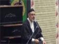 [01] Ashra-e-Zainabiya - Maulana Syed Ali Murtaza Zaidi - Muharram 1436 - Saba Islamic Center, California - Urdu