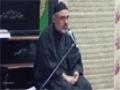 [03] Ashra-e-Zainabiya - Maulana Syed Ali Murtaza Zaidi - Muharram 1436 - Saba Islamic Center, California - Urdu
