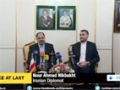 [04 March 2015] Iranian diplomat abducted in Yemen in 2013 arrives home - English