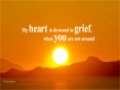 In the love of my Master Imam Zaman (as) Farsi Sub English