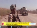 [10 March 2015] Iraqi army pushes ahead with its biggest operation to date, against ISIL - English