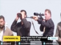 [13 March 2015] Kurdish fighters fend off major assault by ISIL on town of Syria's Ras al-Ain - English