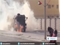[16 March 2015] Bahraini forces attack protesters marking the 4th anniv. of Saudi military intervention - English